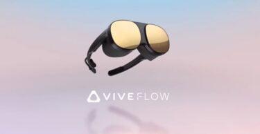 Vive Flow: Leichte Wellness-VR-Brille vorgestellt – alle Infos