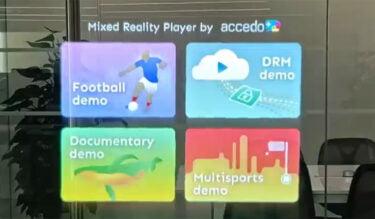 Augmented Reality TV mit digitalen Screens: Nreal zeigt spannende Demo