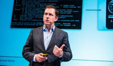 Angst vor der Super-KI? Peter Thiel sieht ein größeres Risiko