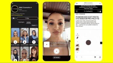 Snap: Augmented Reality im Online-Shopping schlägt Influencer-Meinung