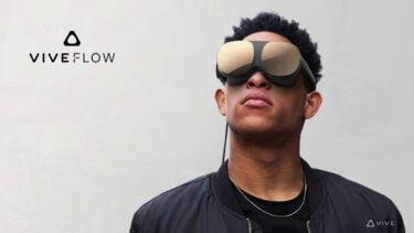 Vive Flow: HTCs neue VR-Brille – Bilder, Preis, Release