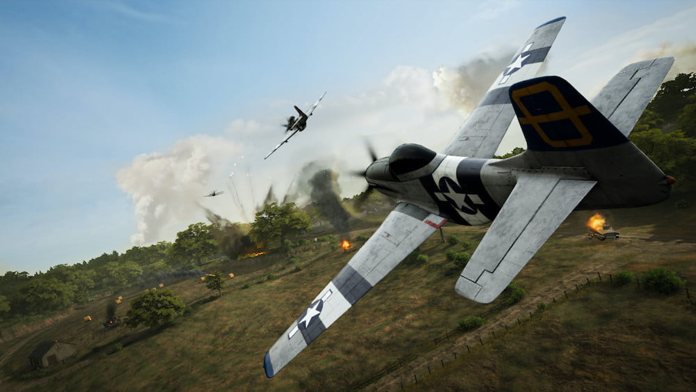 Medal_of_Honor_Above_and_Beyond_Flugzeug