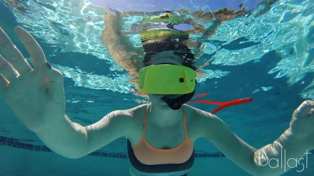 Motion Sickness: Verhindert ein Tauchgang VR-Übelkeit?