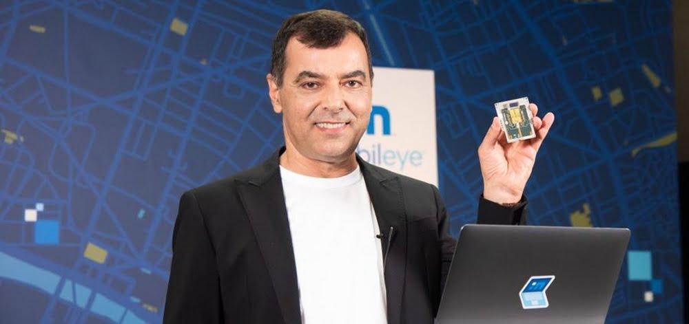 Neuer Lidar-Chip für autonomes Fahren von Mobileye vorgestellt