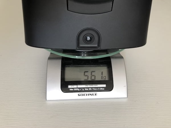 Oculus Rift S weight