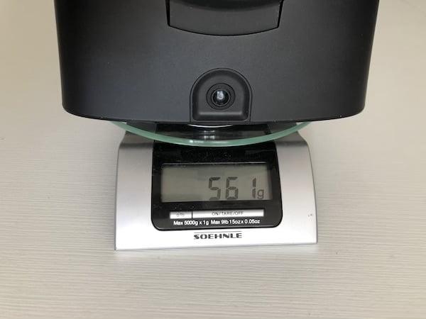 Oculus Rift S Gewicht