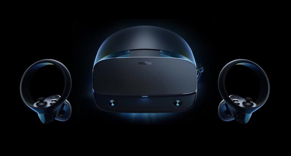 Oculus Rift S Front