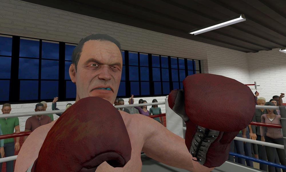 UFC-Chef empfiehlt VR-Spiel fürs Box-Training