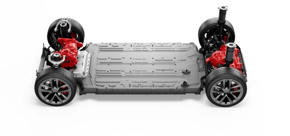 E-Autos wie das Tesla Model S verwenden Lithium-Ionen-Batterien, die im Falle eines Brandes schwer zu löschen sind.