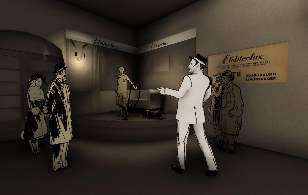 Berlin 1927: Virtual-Reality-Zeitreise in die Goldenen Zwanziger