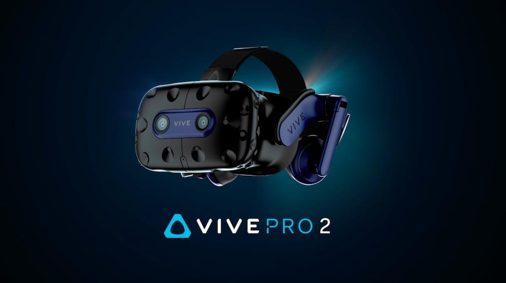 Vive Pro 2: Neue Highend-PC-VR-Brille, jetzt vorbestellen