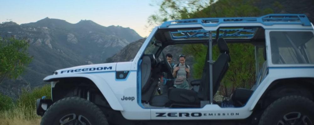 Jeep: Wie realistisch sind autonome Geländewagen?