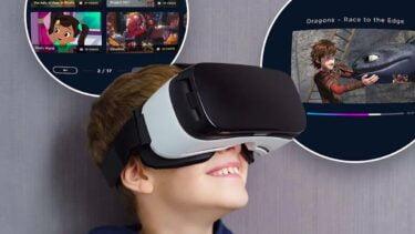 VR-Brillen kurieren jetzt Schwachsichtigkeit bei Kindern